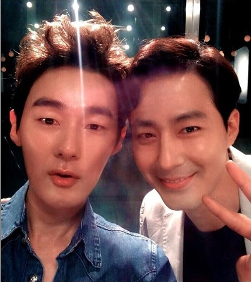 Heo jiung&Cho inseong